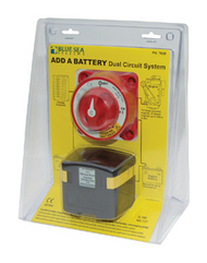 Solenoid Add A Battery