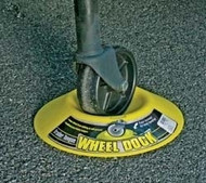 Camco Trailer Tongue Jack Wheel Dock