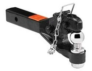 "Pintle Hook 12K, 2-5/16"" Ball Receiver Mount"