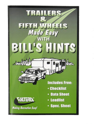 Valterra Trailers and Fifth Wheels Made Easy Booklet