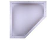 Neo Skylight, 28 x 10. 32 x 14, White