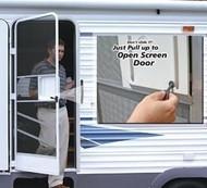 Camco Screen Door Opener