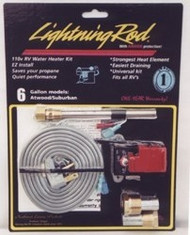Lightning Rod Universal 110 Volt Water Heater Kit