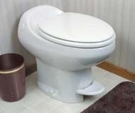 Aria Classic High Profile Toilet, White