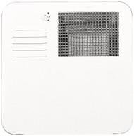 Suburban Water Heater Door - Polar White