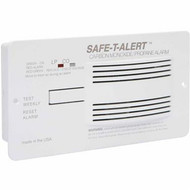 Safe-T-Alert Carbon Monoxide/LP Leak Detector - White