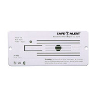 Safe-T-Alert LP Gas Detector - White - Flush Mount