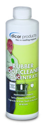 Dicor Concentrated Rubber Roof Deep Cleaner, 16 ounces