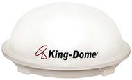 King Controls King Dome In Motion HD Satellite - Low Profile - Factory Refurbished