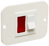 Atwood Water Heater Electronic Switch Package, White