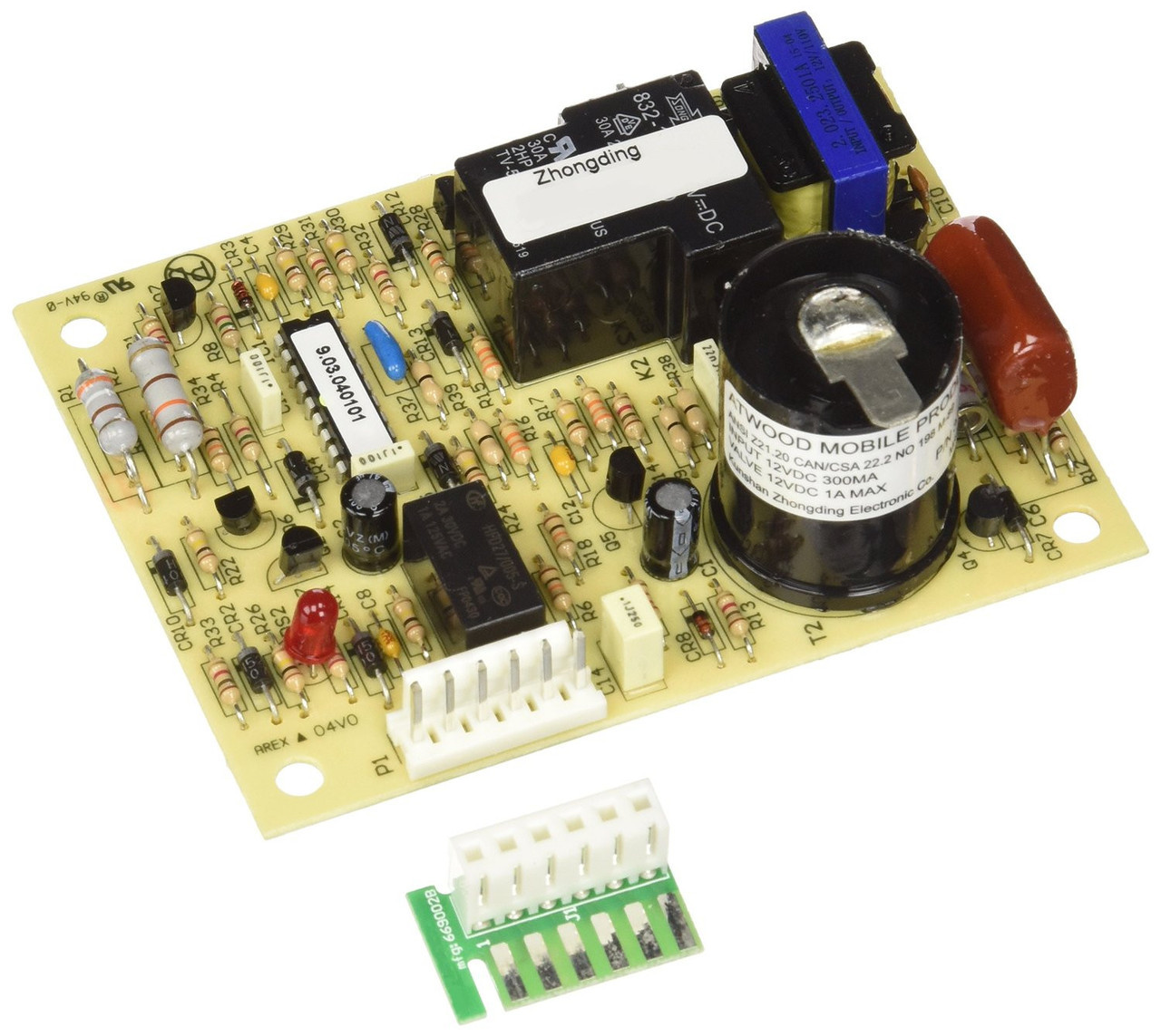 Atwood Furnace Relay Excalibur Wiring Diagram Hydroflame Ignition Control Board And Adapter 1280x1143