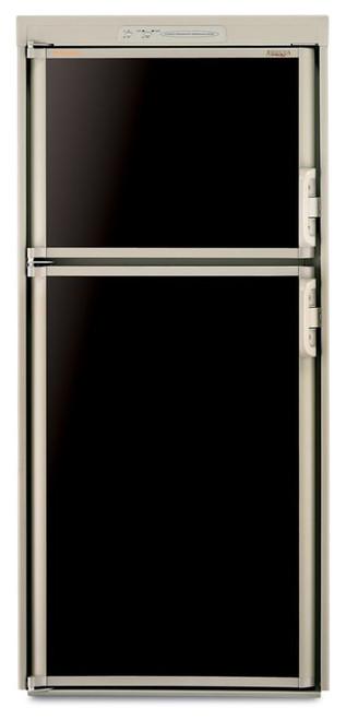dometic refrigerator double door 2 way 6 cu ft. Black Bedroom Furniture Sets. Home Design Ideas