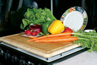 Camco Bamboo Stove Top Cutting Board