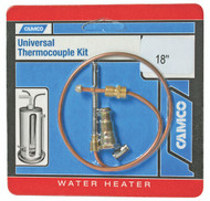 """Camco Water Heater or Furnace Thermocouple Kit 18"""""""