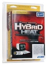 Camco Hybrid Heat Water Heater Converter - 10 Gal
