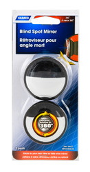 Camco Blind Spot Mirrors, 1.75in Round, 360 Degree, 2/pack