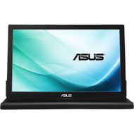 "Asus MB169B+ 15.6"" LED LCD Monitor - 16:9 - 14 ms,1920 x 1080 , 200 Nit , 700:1 , Full HD , USB , Silver, Black , WEEE, RoHS"
