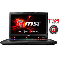 "MSI GT72VR Tobii-031 17.3"" Eye Tracking Gaming Laptop - Core i7-6700HQ Skylake, 32GB RAM, 1TB+512 SSD, GTX1070 8G VRAM G-Sync, VR Ready"