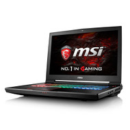 MSI GT73VR TITAN PRO-003 VR-Ready 120Hz i7-6820HK GTX1080 16GB/128GBSSD+1TB