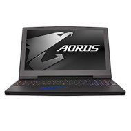 "AORUS X5 v6-PC3K3D 15.6"" Gaming Laptop - GTX 1070, i7-6820HK,WQHD+ 2880x1620,16GB Memory, 256GB SSD + 1TB HDD"