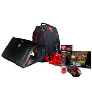 "MSI GE62VR APACHE PRO-466 15.6"" Gaming Laptop (Kaby Lake) - Core i7-7700HQ, 16GB RAM, 1TB HDD, GTX 1060, Win 10"
