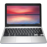 "ASUS C201PA-DS01 11.6"" 2GB RAM 16GB SSD Chromebook (Navy Blue)"