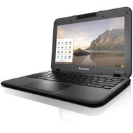 "Lenovo N21 80MG0000US 11.6"" Chromebook 2GB RAM 16GB SSD (Black)"