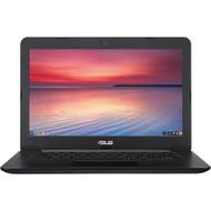 "ASUS C300MA-DH02 13.3"" Chromebook Computer (Black)"