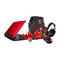 "MSI GT72VR DOMINATOR PRO DRAGON-639 17.3"" Gaming Laptop - i7-7700HQ, GTX 1070 8GB, 16GB DDR4, 256GB SSD + 1TB HDD, Windows 10"