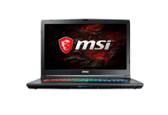 "MSI GP72X Leopard-621 17.3"" Gaming Laptop - Intel Core i7-7700HQ, GTX1050, 16GB DDR4, 128GB NVMe SSD +1TB HDD, Win10, VR Ready"