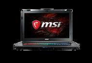 """MSI GP72VRX Leopard Pro-473 17.3"""" Gaming Laptop - Intel Core i7-7700HQ, GTX1060, 16GB DDR4, 512GB NVMe SSD, Win10, VR Ready"""