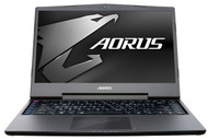 "AORUS X3 Plus r7-KL3K4 13.9"" QHD Gaming Laptop - GTX 1060, i7-7700HQ, 16GB Memory, 512GB SSD, Win 10"