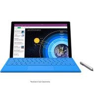 "Microsoft Surface Pro 4 TH5-00001 12.3"" Touch Screen Tablet - Core i7-6600U, 256 GB SSD, 16GB RAM, Windows 10 Pro"