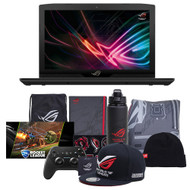 "ASUS ROG Strix GL503VD-DB71 15.6"" FHD Gaming Laptop, GTX 1050 4GB, Intel Core i7-7700HQ, 1TB FireCuda SSHD, 16GB DDR4 RAM, RGB Keybaord"