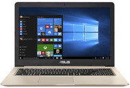 "ASUS VivoBook M580VD-EB76 15.6"" Ultrabook Laptop - Intel Core i7-7700HQ, 2.8GHz, GTX 1050 4GB, 16GB RAM, 256GB SSD + 1TB 5400RPM HDD, Windows 10"