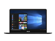 "ASUS ZenBook Pro UX550VE-DB71T 15.6"" FHD Ultra Slim Laptop - Intel Core i7-7700HQ 2.8GHz, GTX1050TI 4GB, 16GB RAM, 512GB  SSD, Windows 10 (Black)"