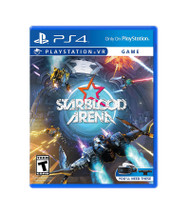 PlayStation 4 VR - Starblood Arena VR Exclusive Console Video Game Disc