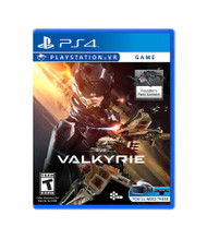 PlayStation 4 VR - Eve Valkyrie VR Exclusive Console Video Game Disc