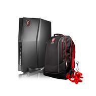 MSI Vortex G25-023US VR-Ready, i5-8400HQ, GTX1060, 16GB Memory, 256GB SSD + 1TB HDD, Win 10 Pro