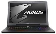 """AORUS X7 v7-KL4K4D 17.3"""" UHD Gaming Laptop - Intel Core i7-7820HK, GTX 1070 8GB, 16GB Memory, 512GB SSD + 1TB HDD, Win 10 Home"""