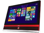 "MSI AG270 2QC-040US Intel Core i7 12GB DDR3 1TB HDD 128GB SSD 27"" Touchscreen  All-in-One PC"