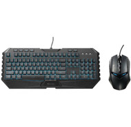 Cooler Master CM Storm Ocitane - Multicolor LED Gaming Keyboard and Mouse Bundle (Multi-color)