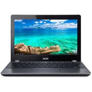 """Acer C740-C4PE 11.6"""" Chromebook 11 - Intel Celeron 3205U, 4GB RAM, 16GB SSD"""
