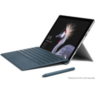 "Microsoft Surface Pro FJY-00001 - 12.3"" Touchscreen Tablet - Core i5 7300U, 8 GB RAM, 256 GB SSD, Windows 10 Pro"