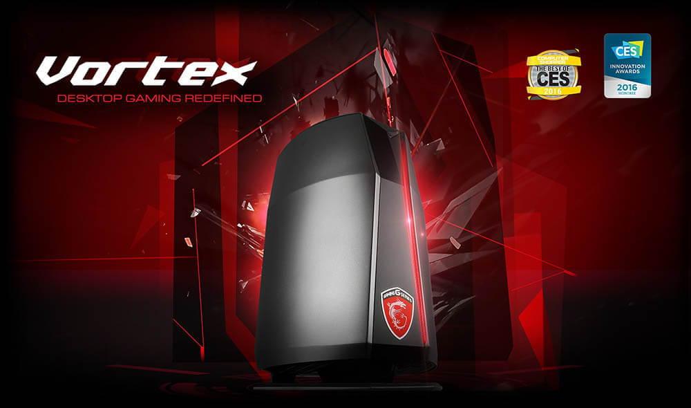 Vortex header image