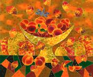 """""""Colorado Peaches"""" by Yelena Sidorova 24x24"""