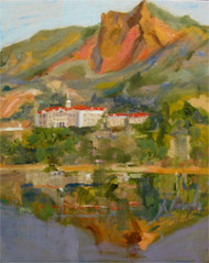 """""""Stanley Reflections"""" Dawn Normali 8x10"""