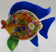 """Small Fish in Crazy"" by Michael Maddy & Rina Fehrensen, Mad Art Studio"