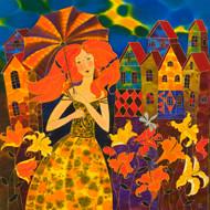 """""""Whimsical Summer"""" Yelena Sidorova 30x30"""