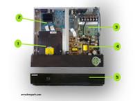 SAMSUNG HT-C5500 parts
